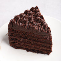 Flourless Valrhona Chocolate Cake