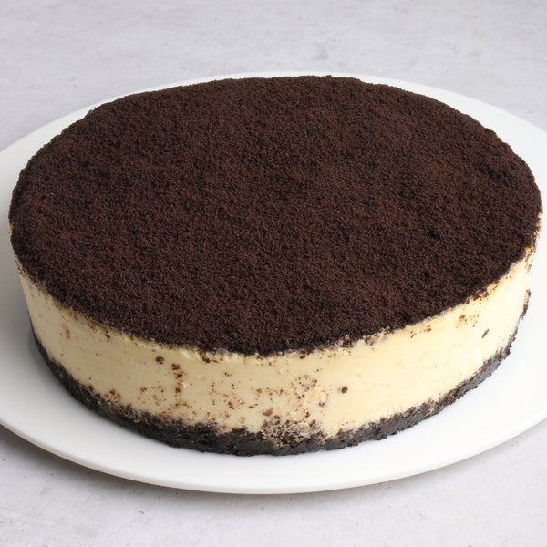 Milk & Cookies Cheesecake