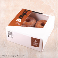 Chocolate Hazelnut Crodo™ (4 Pieces)