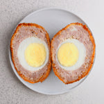 Baked Scotch Egg*