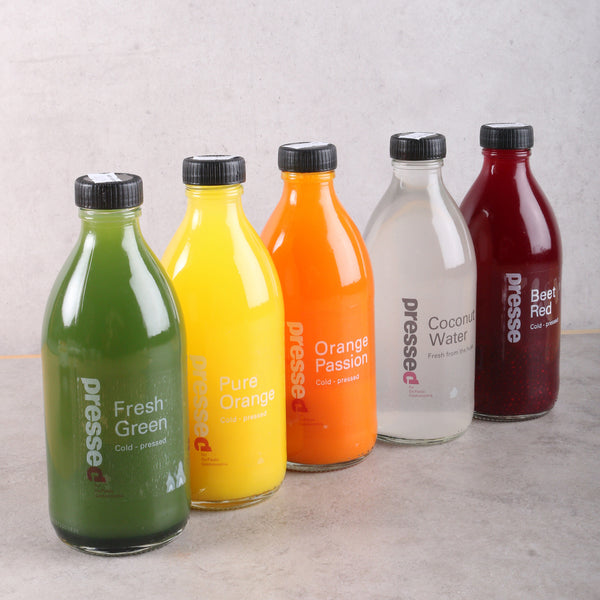 Cold Pressed Fruit Juice