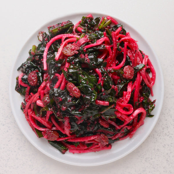 Kale, Broccoli & Beetroot Salad*