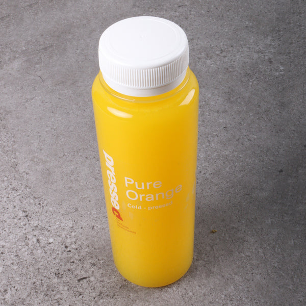 Cold Pressed Orange Juice