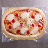 Ready-to-bake Chicken & Capsicum Pizza*
