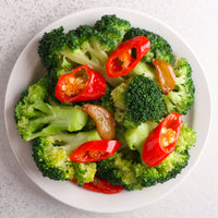 Spicy Broccoli*