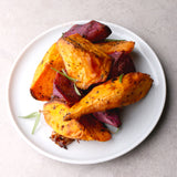 Roasted Sweet Potatoes*