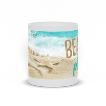Load image into Gallery viewer, Beach Coffee Mug - Sunny Jar Designs