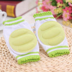 1 Pair baby knee pad for safety crawling