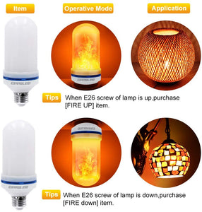 CPPSLEE LED Flame