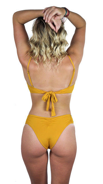 Hipster Bottom in Sunflower