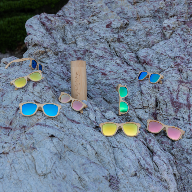 Bamboo Cheese Board & Knife Set
