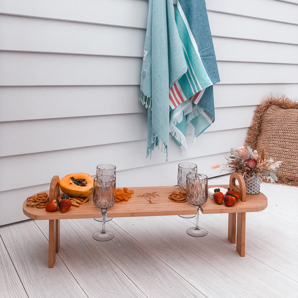 Grazing Picnic Table