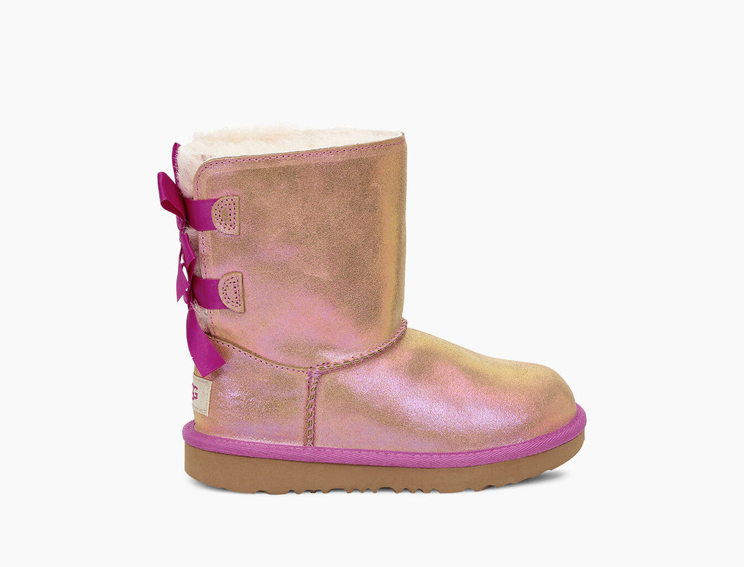 UGG BAILEY BOW II SHIMMER Toddlers Boots