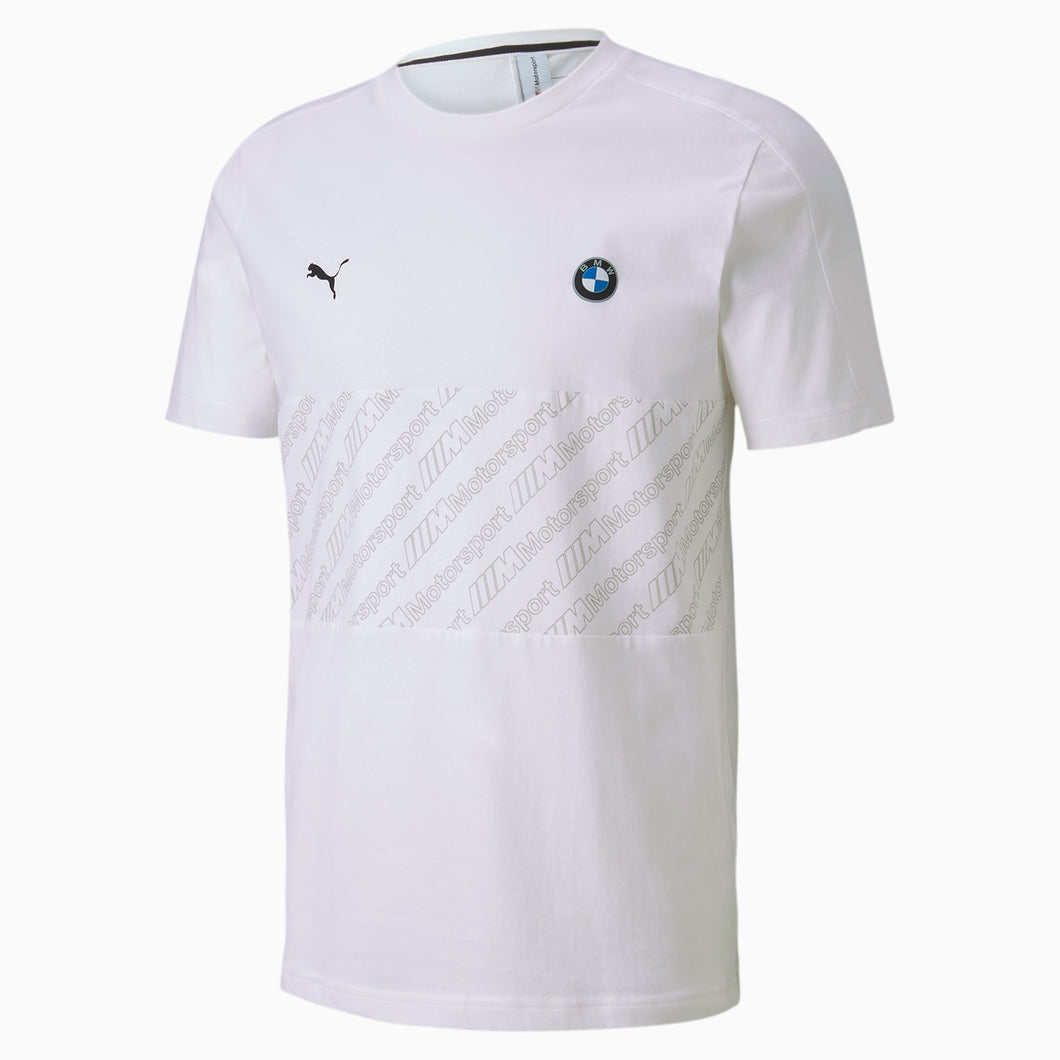 PUMA BMW MMS T7 TEE Mens Apparel