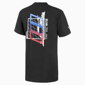 PUMA BMW MMS STREET GRAPHIC TEE Mens Apparel