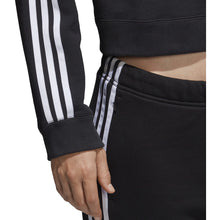 ADIDAS CROPPED HOODIE WOMENS APPAREL