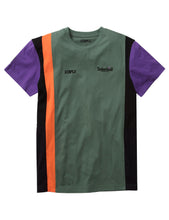 TIMBERLAND TIMBERLAND PIECED TEE Mens Apparel