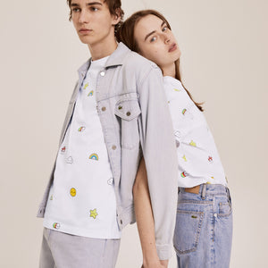 LACOSTE x FriendsWithYou Limited-Edition Graphic T-shirt Unisex Apparel