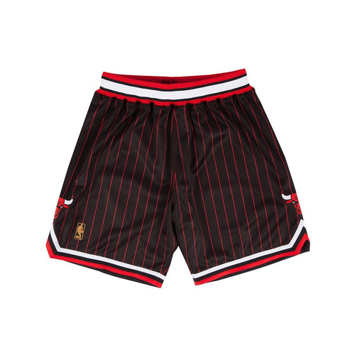 Mitchell & Ness NBA Chicago Bulls 1996-97 Authentic Shorts Mens Apparel