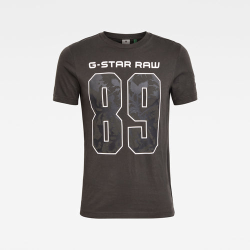 G-STAR 89 Thistle GR Slim T-Shirt Mens Apparel