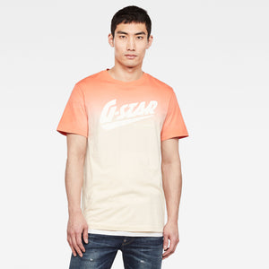 G-STAR Dip Dye GR T-Shirt Mens Apparel