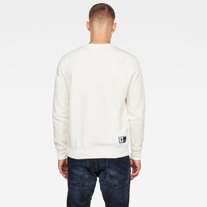 G-STAR GR Sweater LONG SLEEVE Mens Apparel