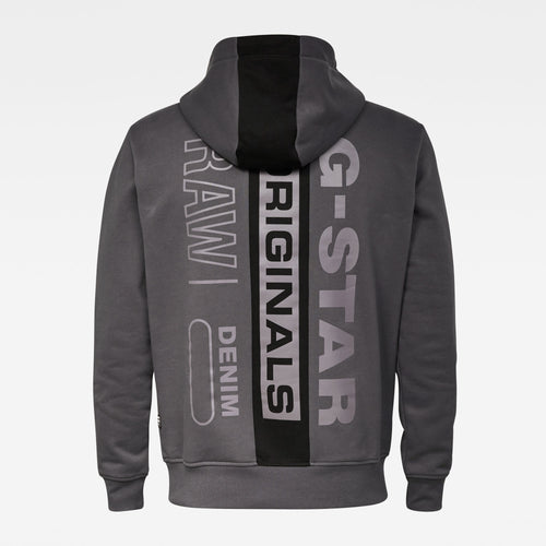 G-STAR ORIGINALS BACKPANEL GR HDD Mens Apparel