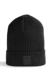 MOOSE KNUCKLES MARINER RIB TOQUE Womens Accessories