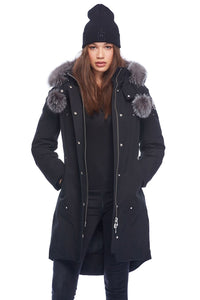 MOOSE KNUCKLES STIRLING PARKA LDS Womens Apparel