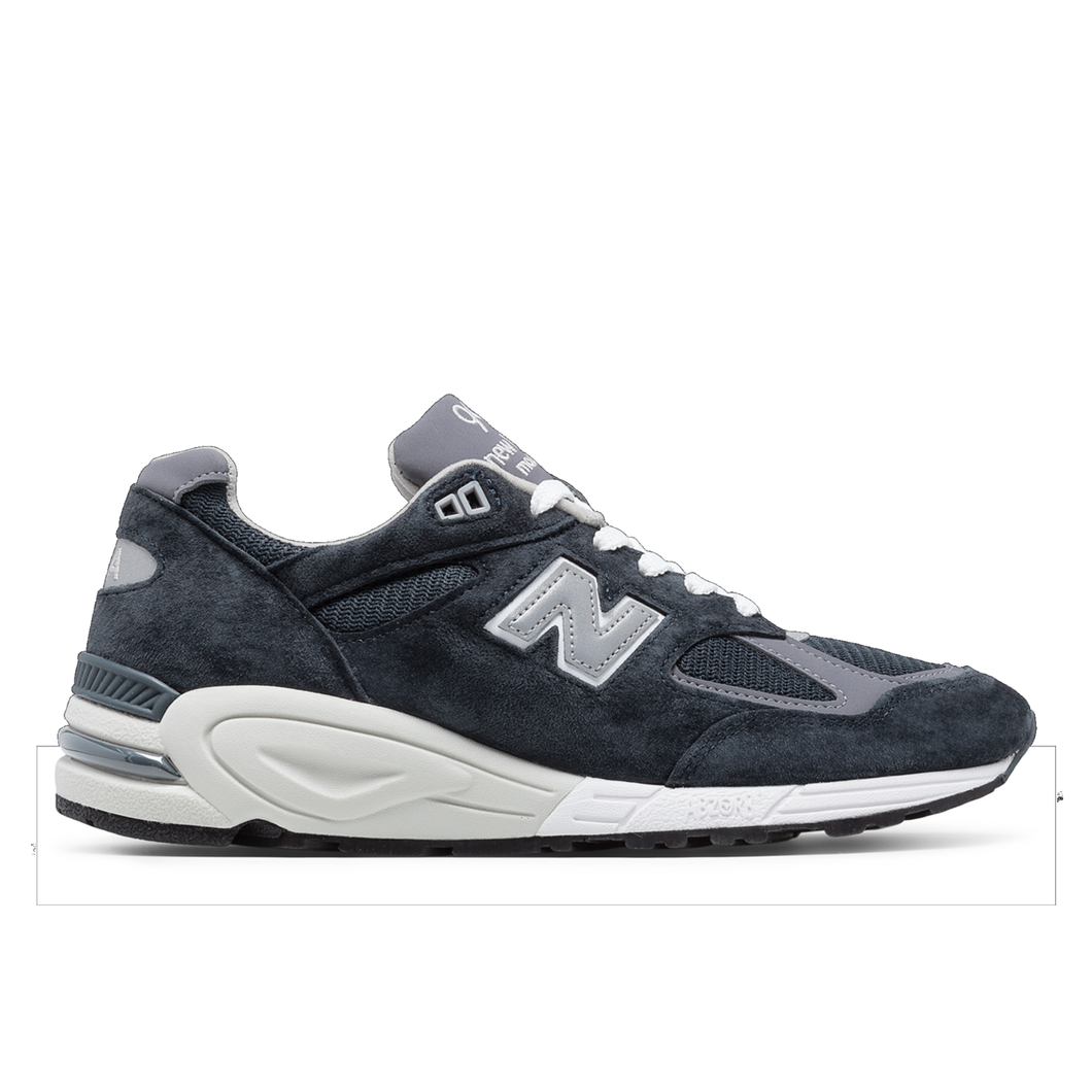 NEW BALANCE 990v2 Made in US Bringback Mens Sneakers