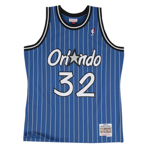 Mitchell & Ness Shaquille O'Neal Swingman Jersey 1994-95 Orlando Magic Mens Apparel