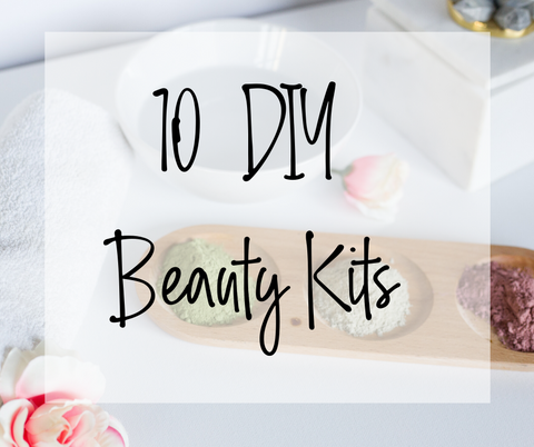 10 DIY Beauty Kits