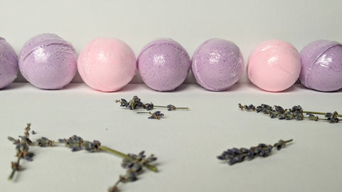 NEW! Lavish Luna Bath Bombs