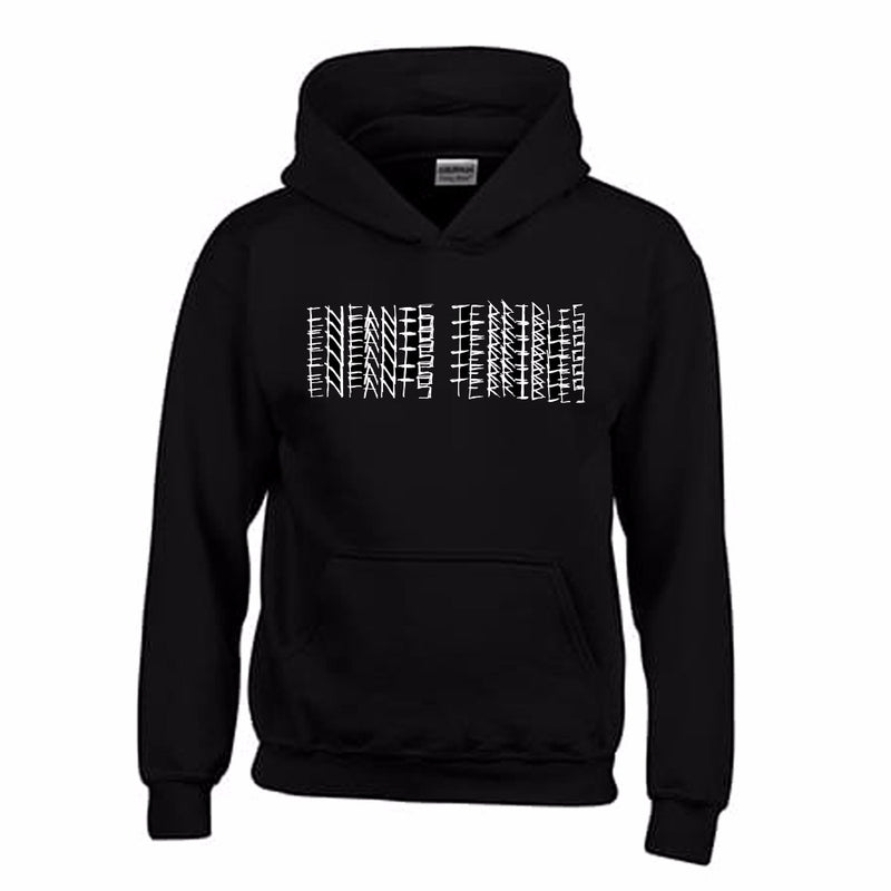Sweat | Sweat-Shirt noir Enfants Terribles