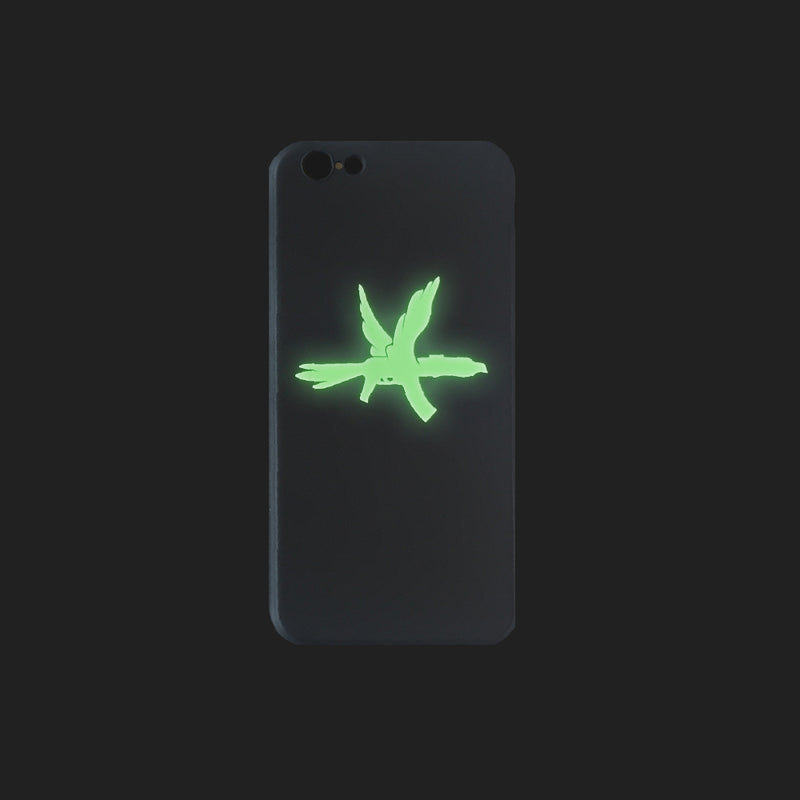 coque iphone xs fluorescente