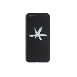 Coque iPhone Columbine phosphorescente
