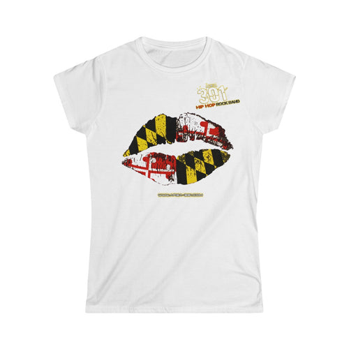 301 MD Kiss Women's Softstyle Tee