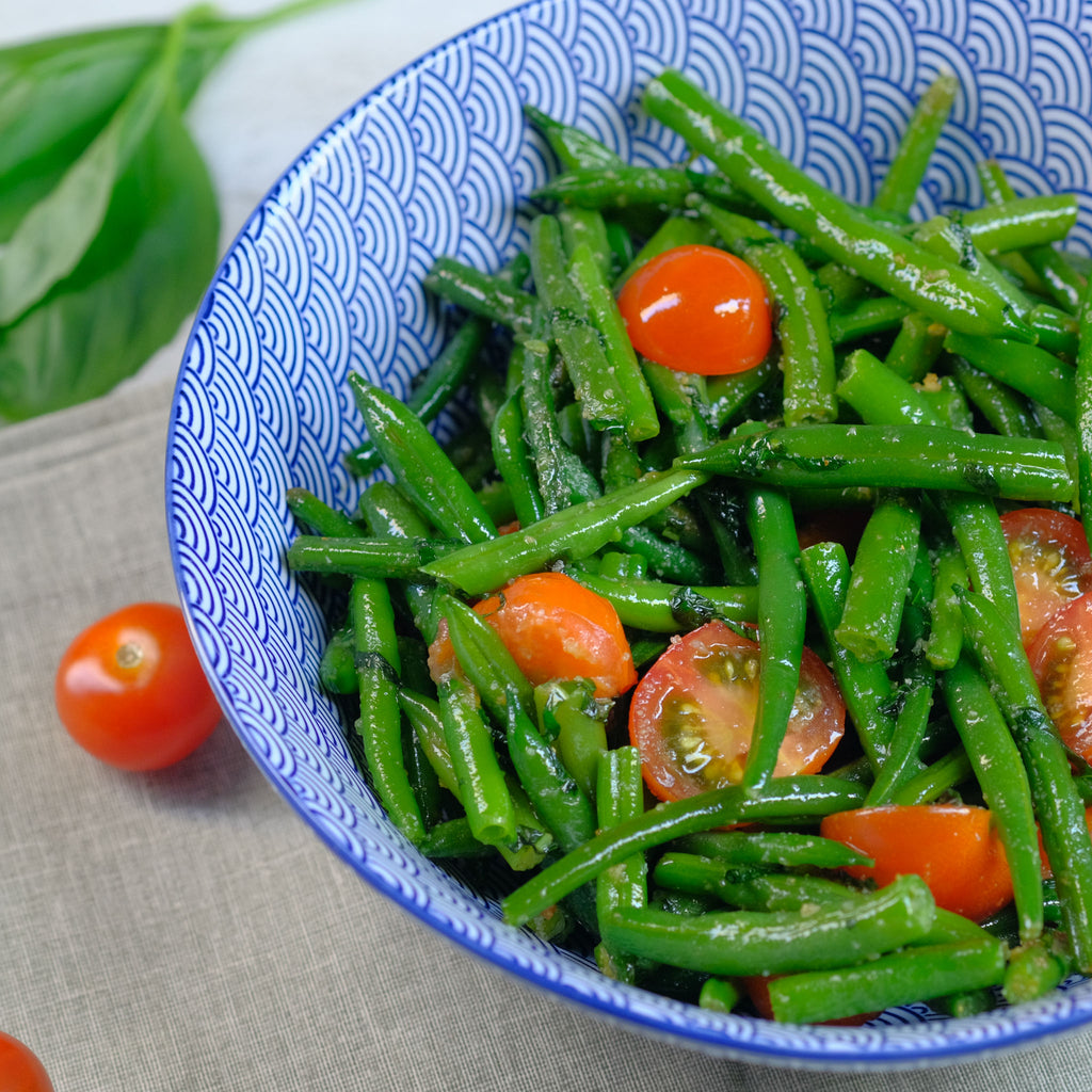 Rustic Green Beans