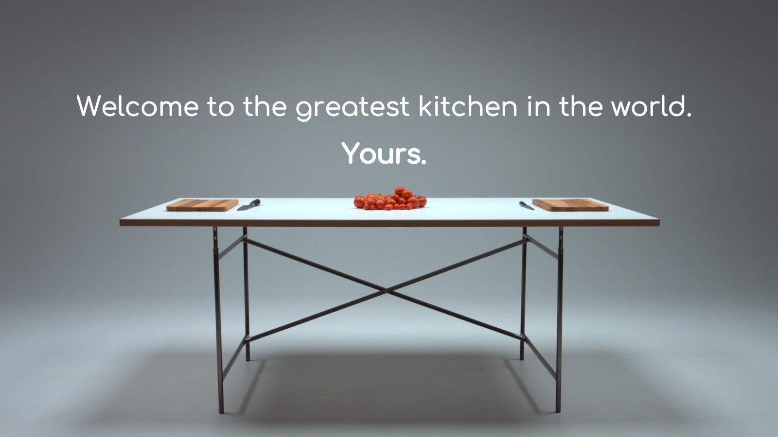 Jean Patrique - Welcome to the best kitchen in the world - yours ...