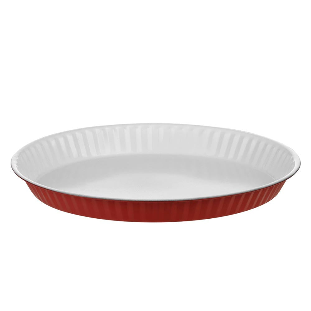30cm Eco-friendly Eco-Cook Non-Stick Ceramic Pie and Flan Dish