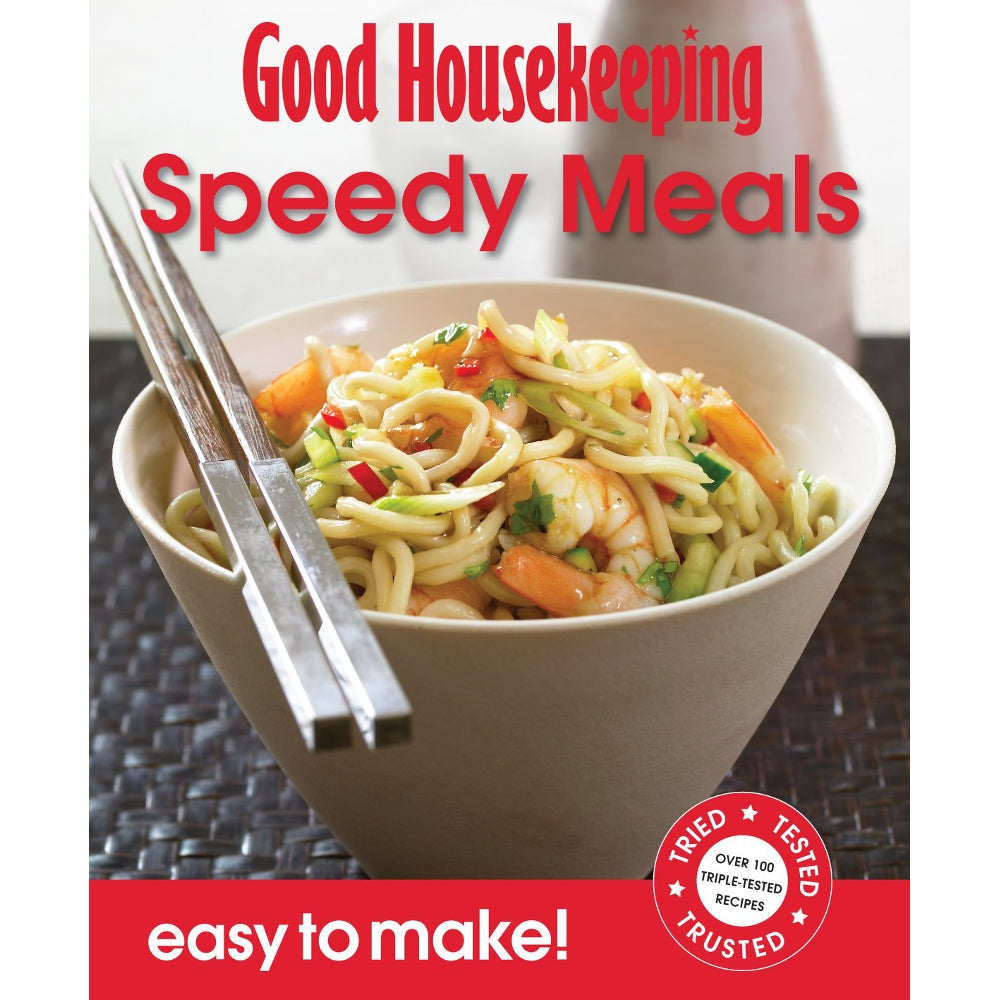 Good Housekeeping Cookbook - Speedy Meals