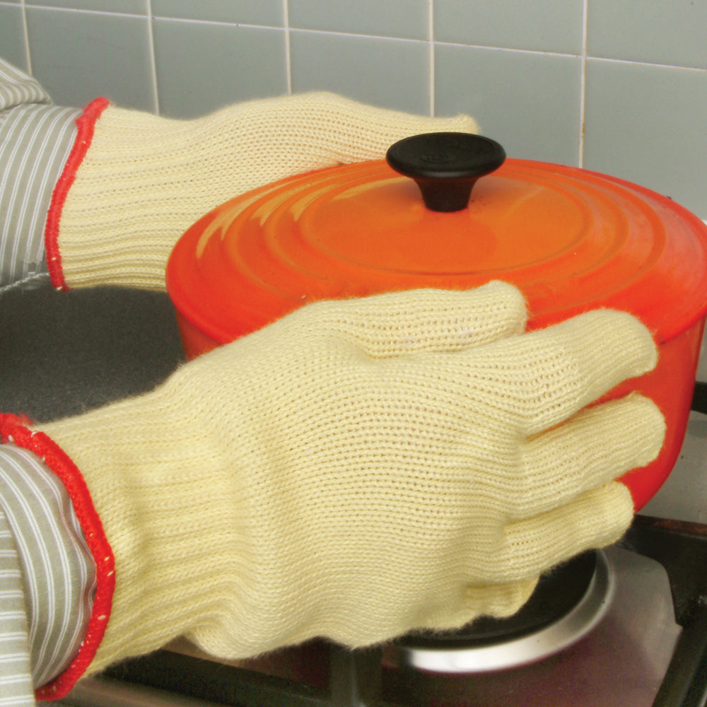Anti-Burn Gloves - Pair
