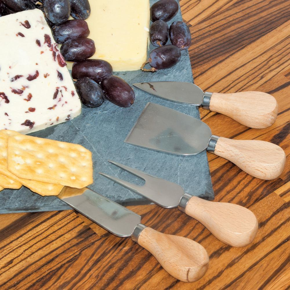 Cheese Knives - Set of 4