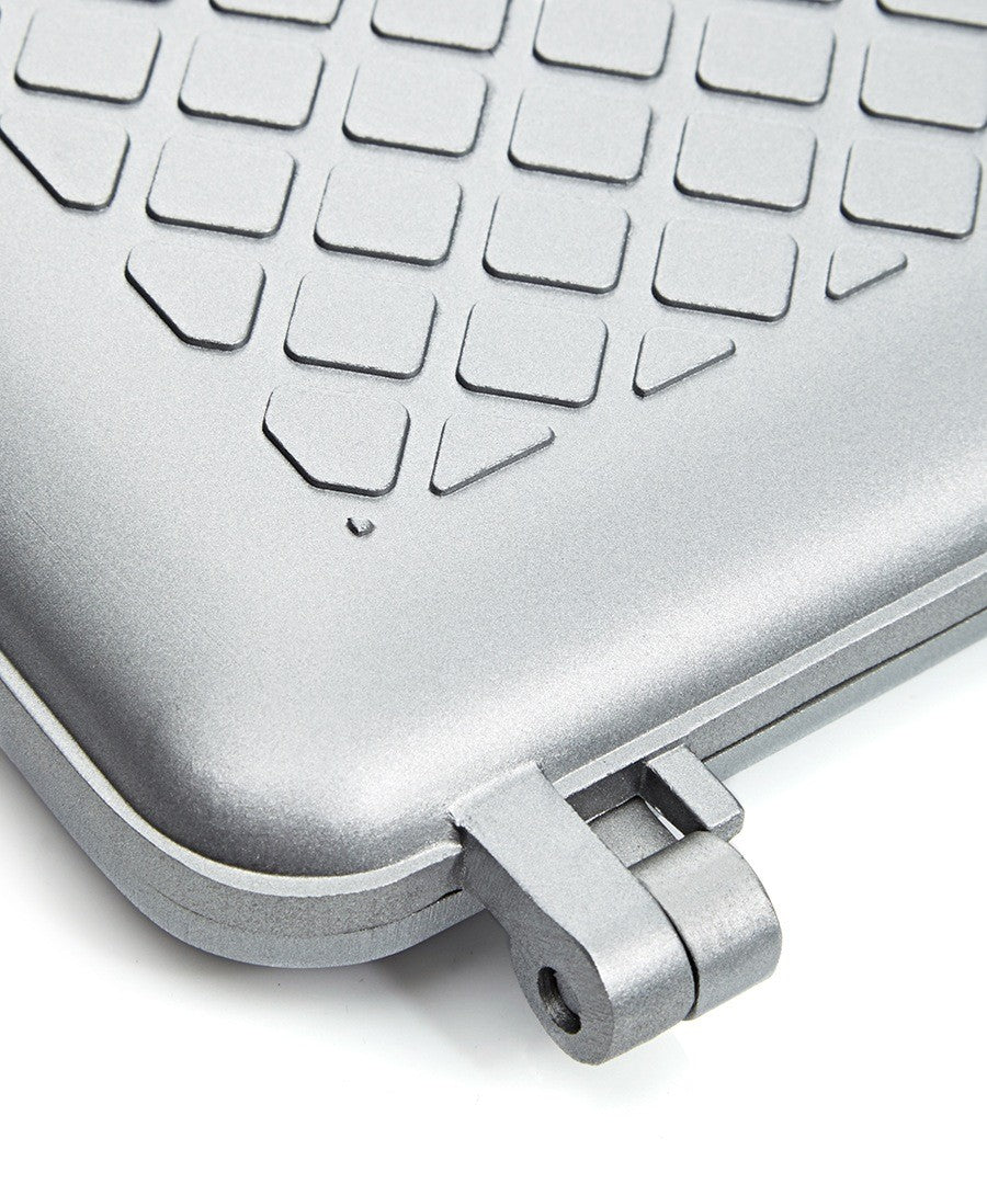 Toasted Sandwich Maker - Silver