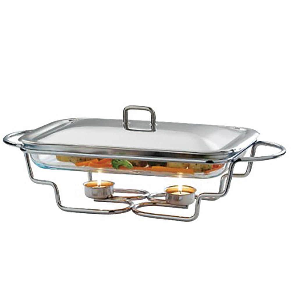 Food Warmer and Serving Dish