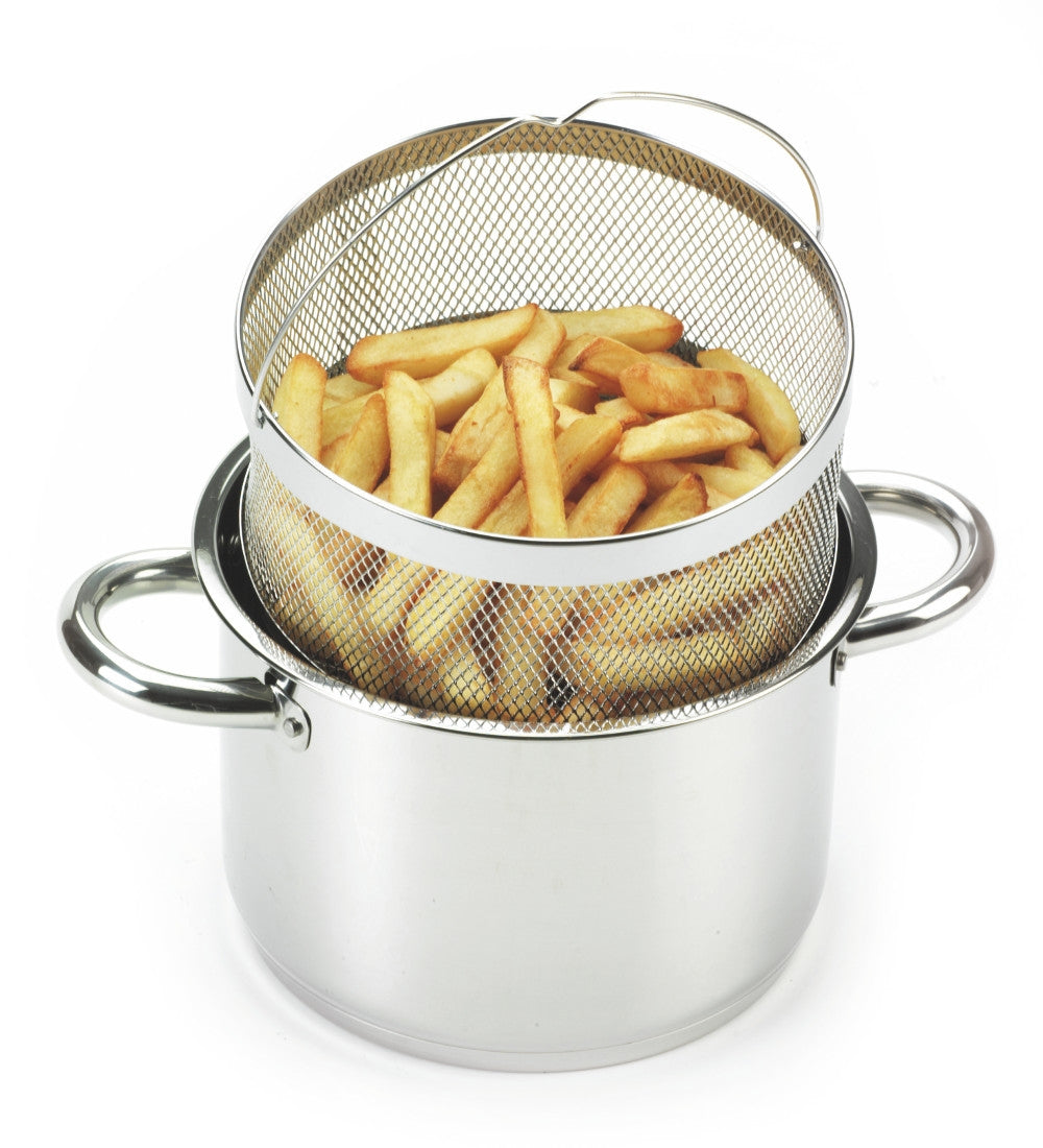 Professional Chip and Deep Frying Basket