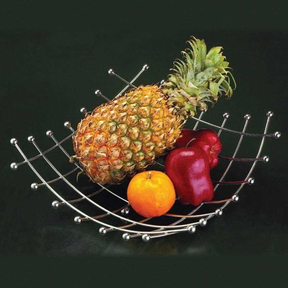 Pinball Weave Fruit Basket