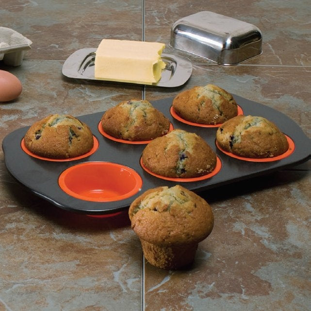 Smart Silicone Rigid Bakeware Loaf Pan
