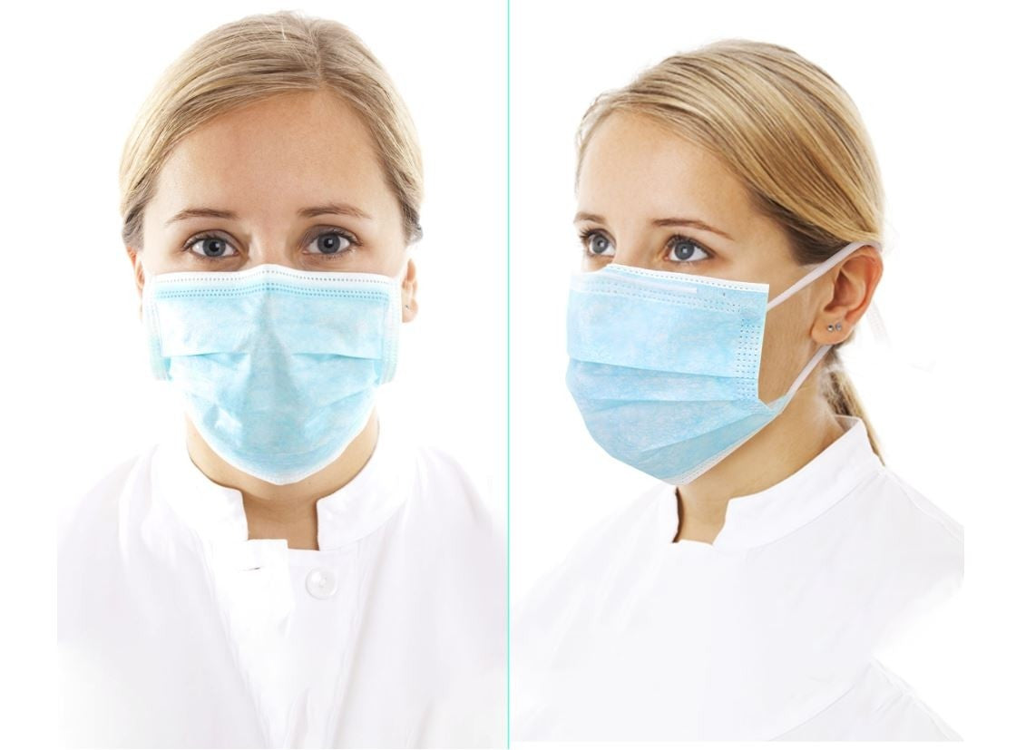 Disposable Face Masks - Pack of 20