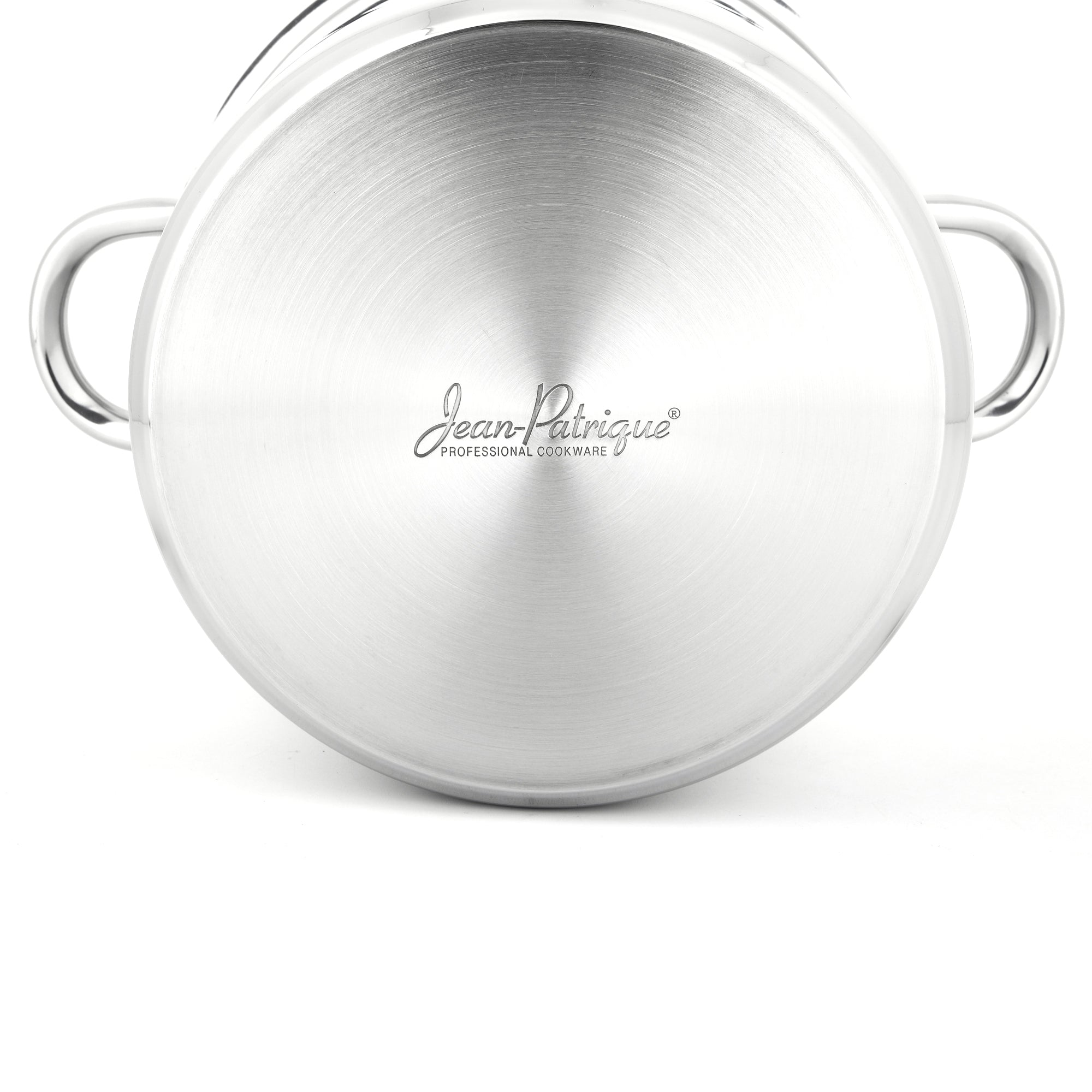 24cm Stainless Steel Stockpot with Lid